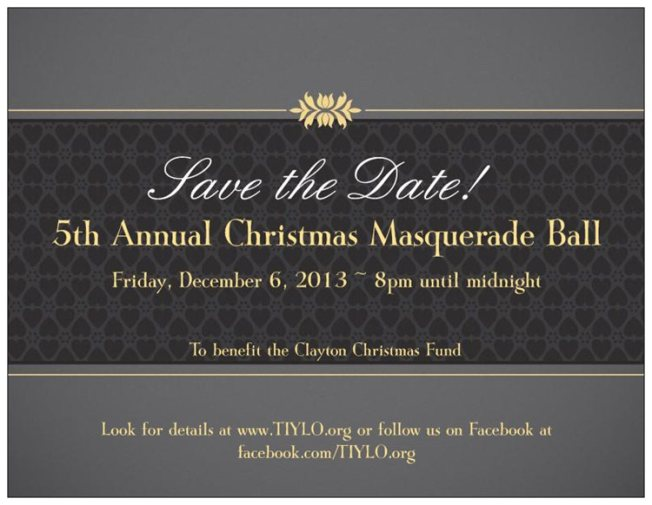 ball save the date