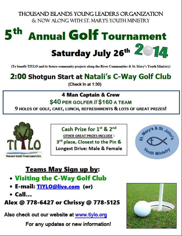 Golf Poster_2014