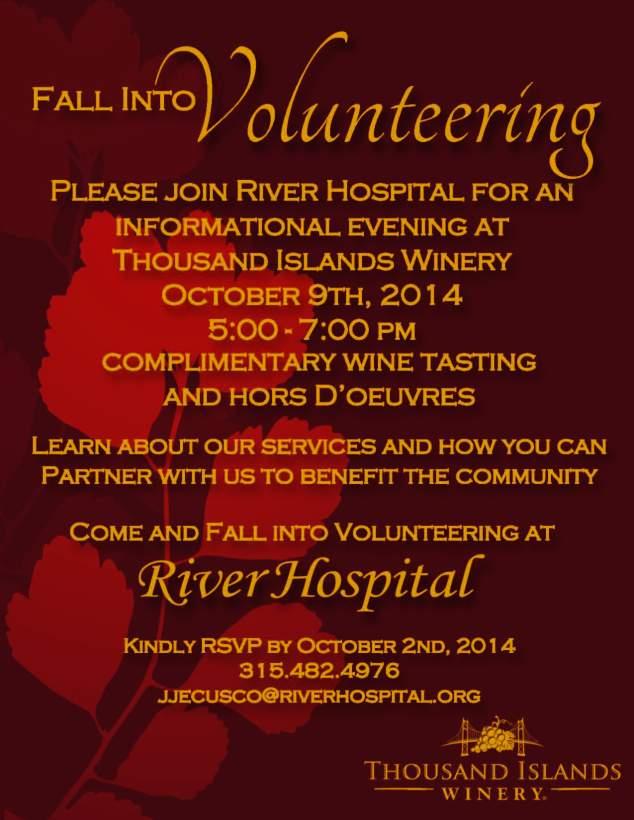 Volunteer Networking Event